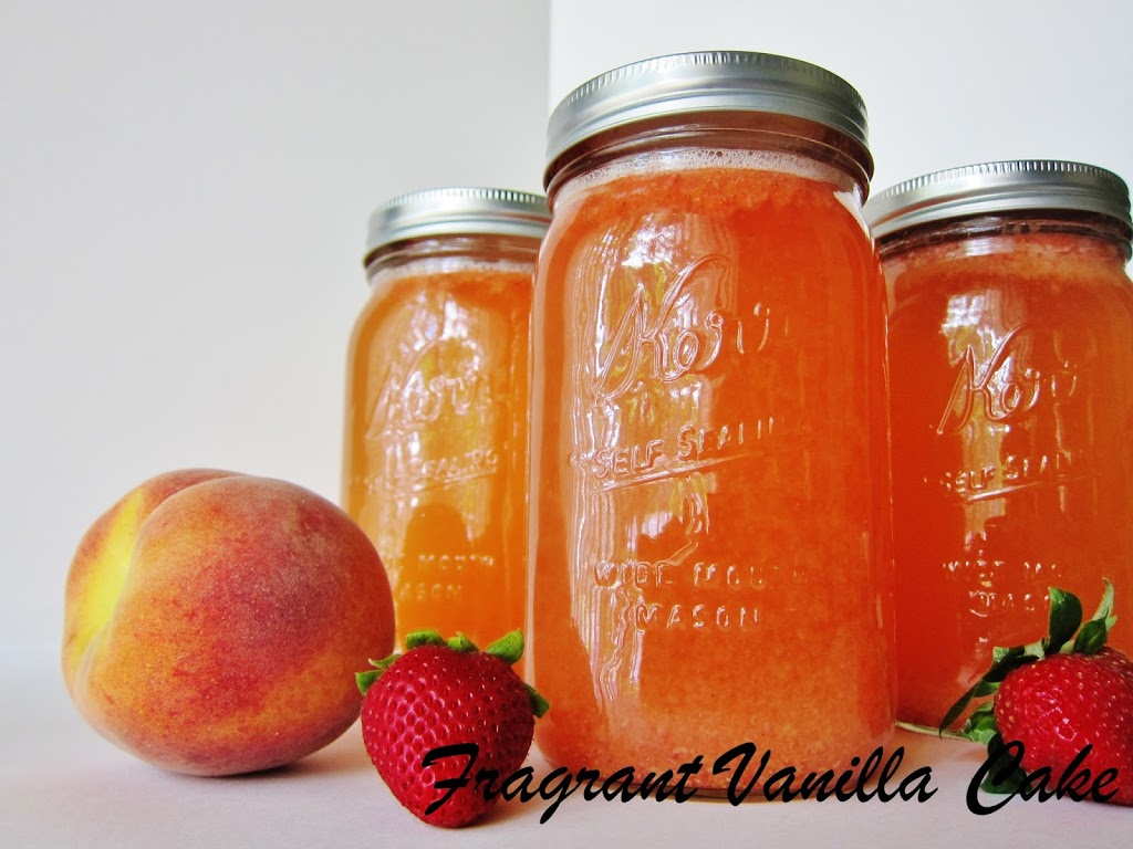 Peach Blush Kombucha