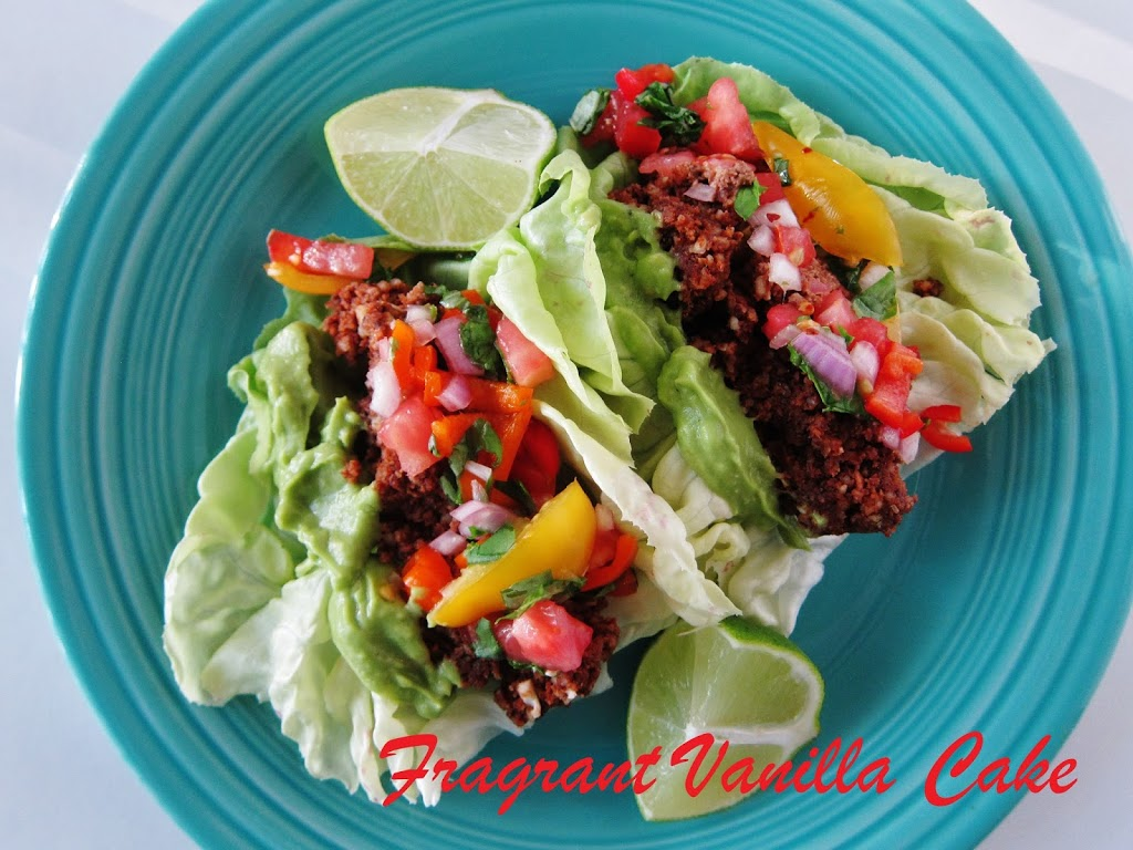 Amy's Raw Tacos