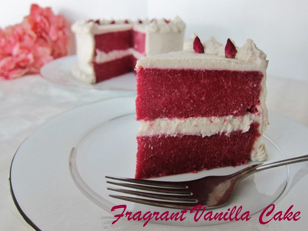 Vegan Red Velvet Cake Beet Juice