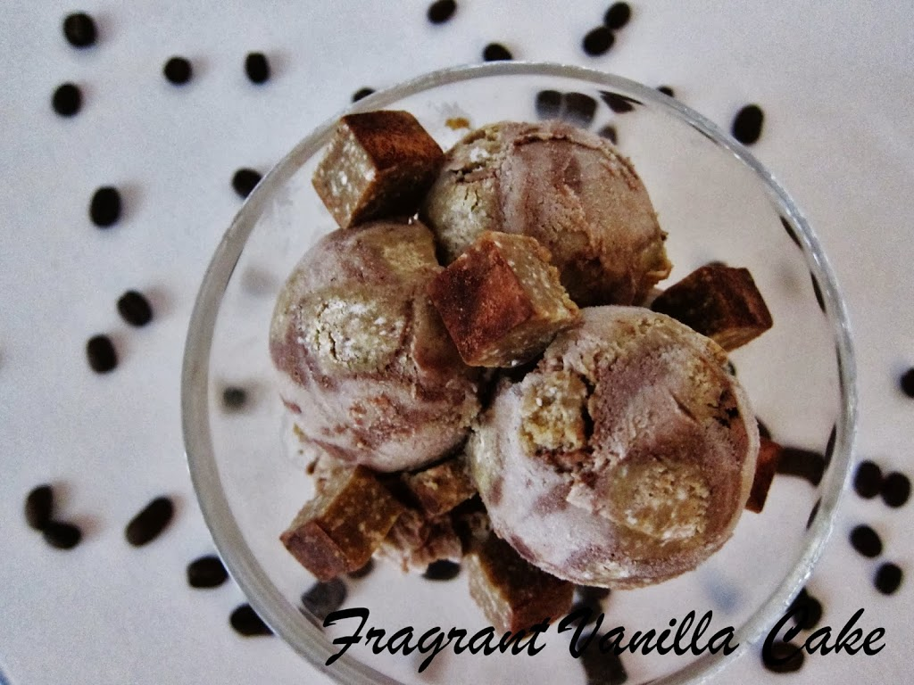 Raw Tiramisu Ice Cream