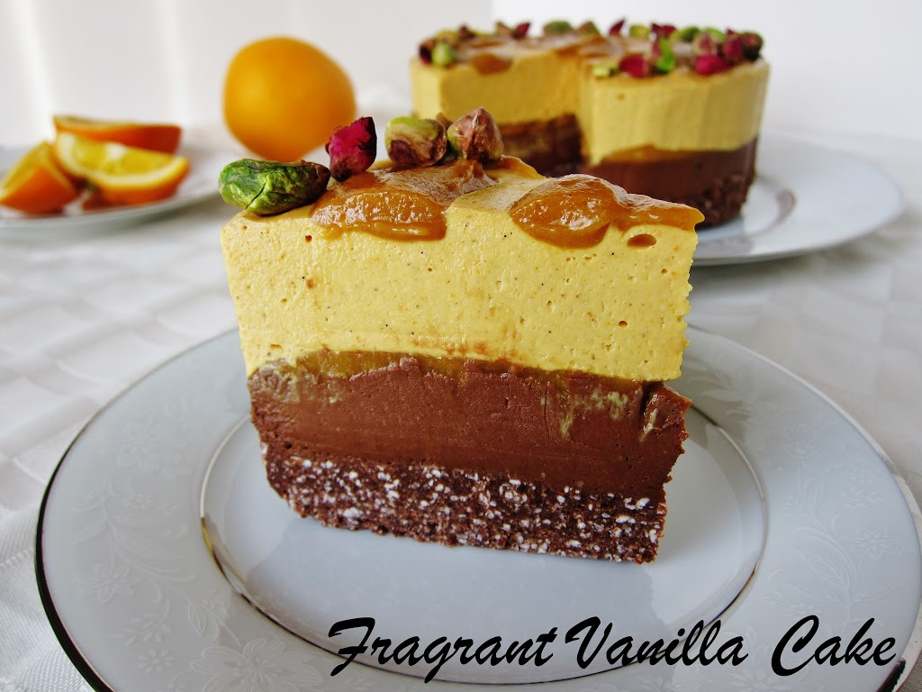 Orange Blossom Cheesecake Recipes — Dishmaps