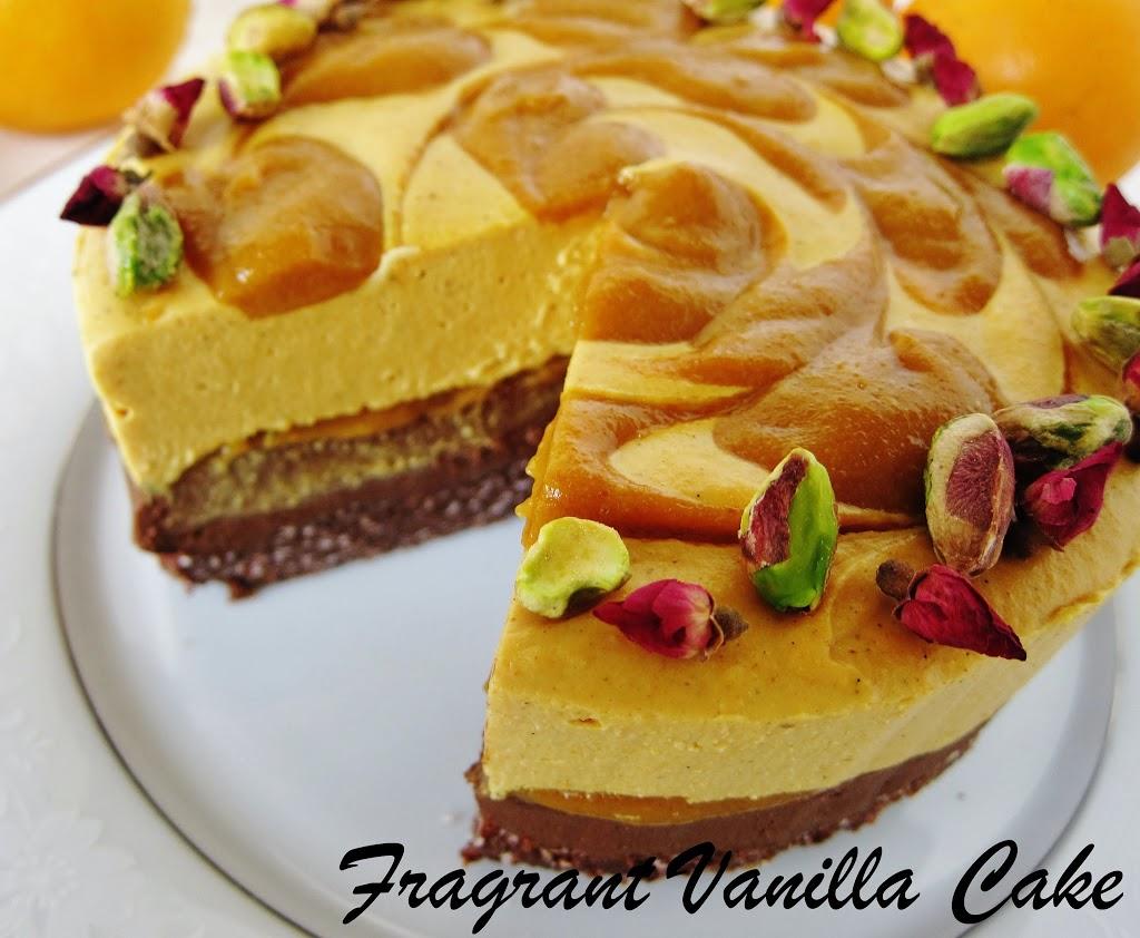 Chocolate orange blossom cake recipe - Cake man recipes