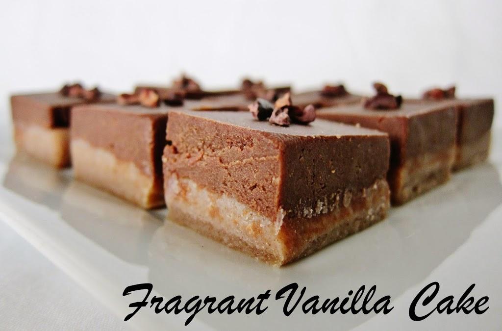Raw Hazelnut Cacao Fudge