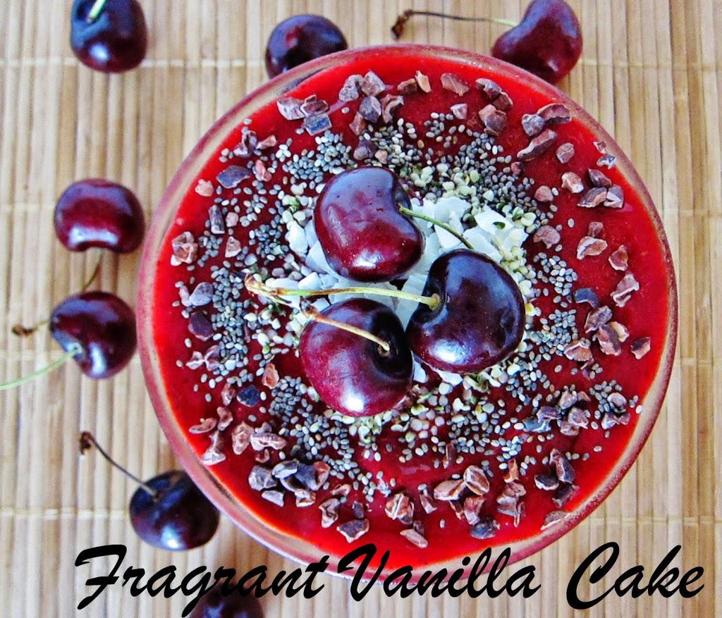Cherry Cacao Smoothie Bowl