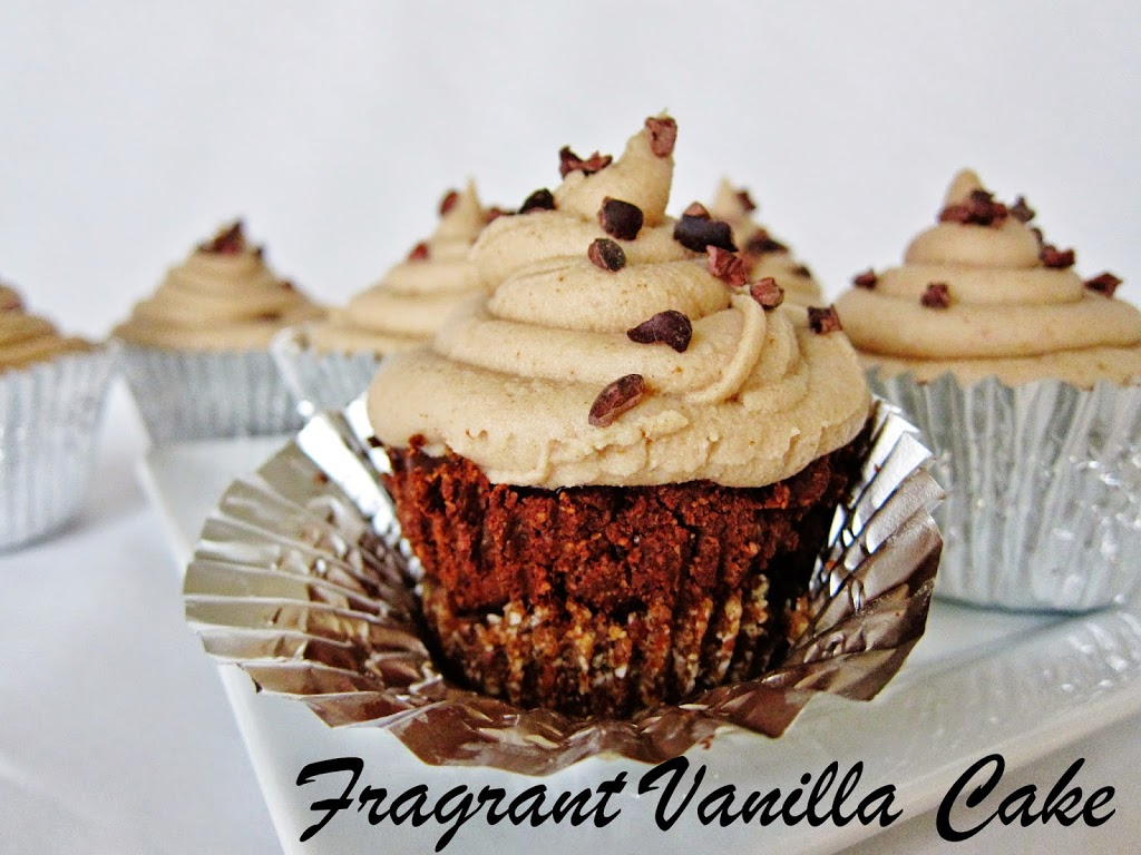 Raw S'mores Cupcakes