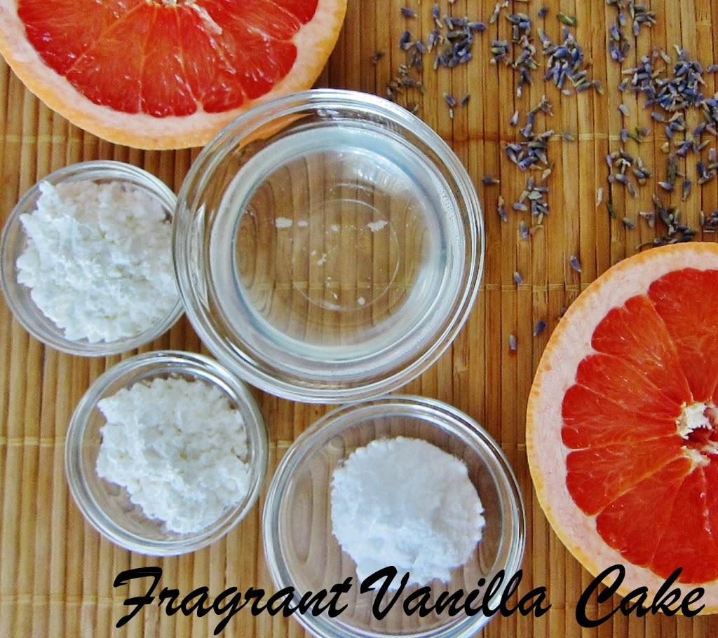 Grapefruit Lavender Coconut Deodorant