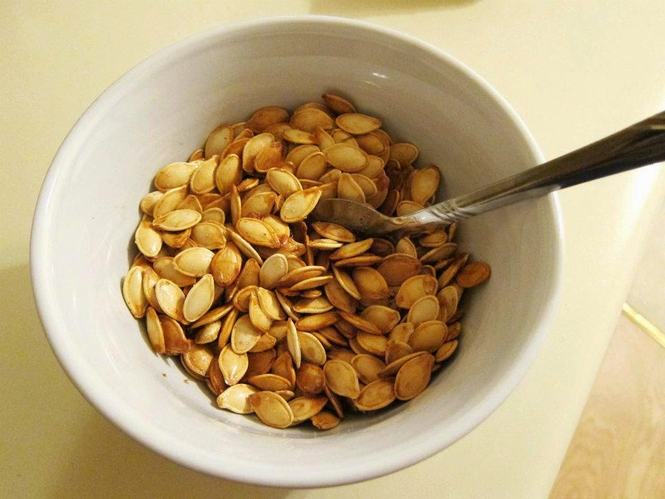 3 Pumpkin Seed Recipes
