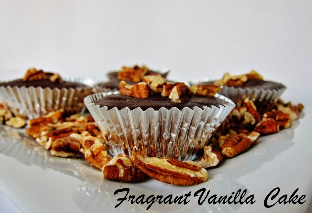 Maple Spice Pecan Butter Cups