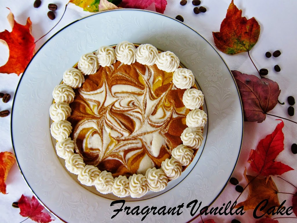 Raw Spiced Pumpkin Mocha Latte Cheesecake