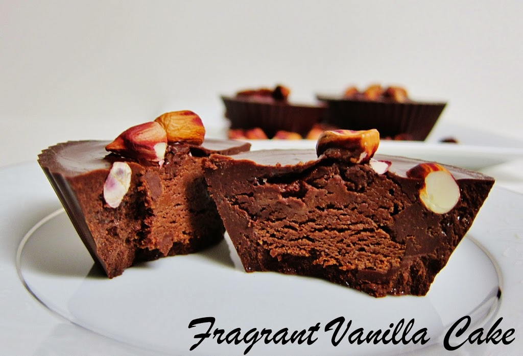 Double Chocolate Peanut Butter Cups