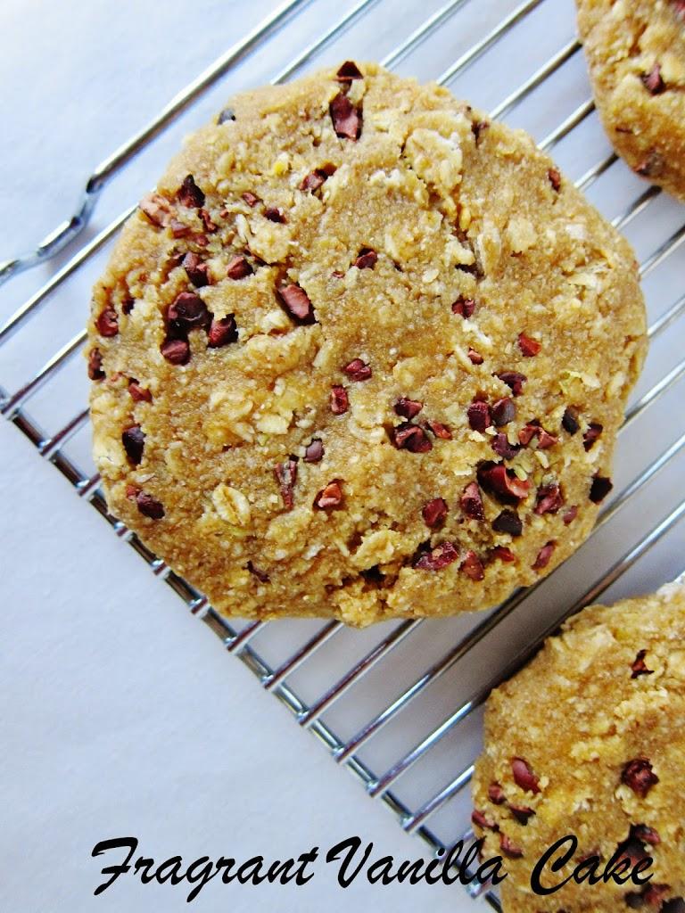 Raw Monster Cookies