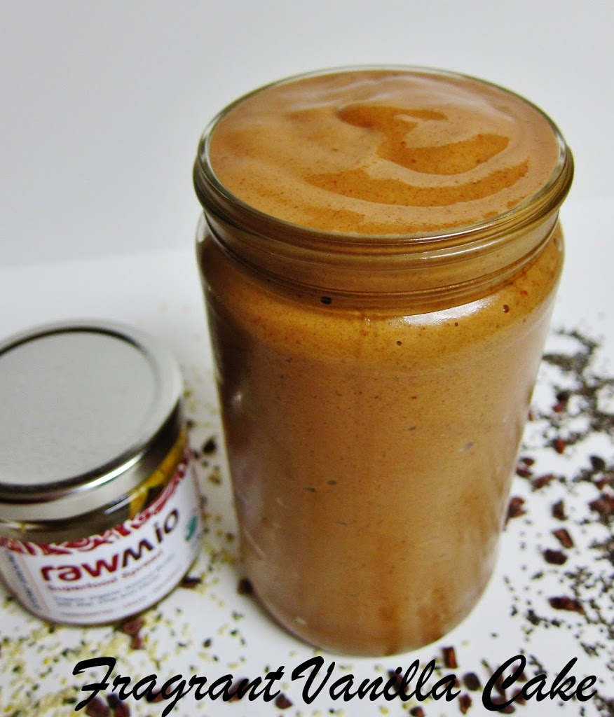 Raw Cacao Almond Superfood Shake
