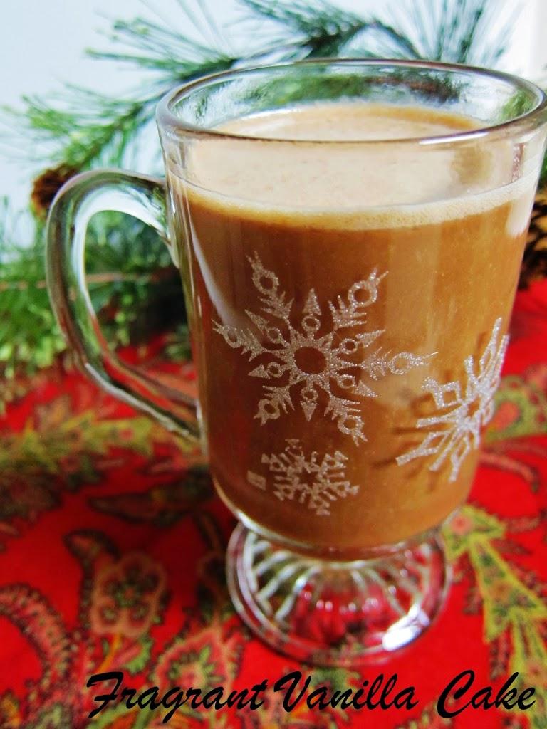 Raw Maca Maple Hot Chocolate