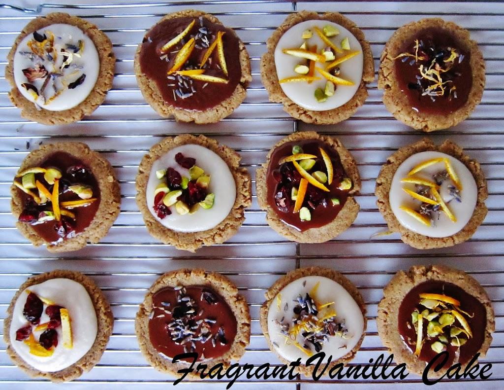 Raw Glazed Sugar Cookies