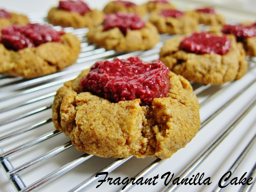 Vegan Holiday Treats Review and Giveaway and Peanut Butter and Jelly Thumbprints Recipe