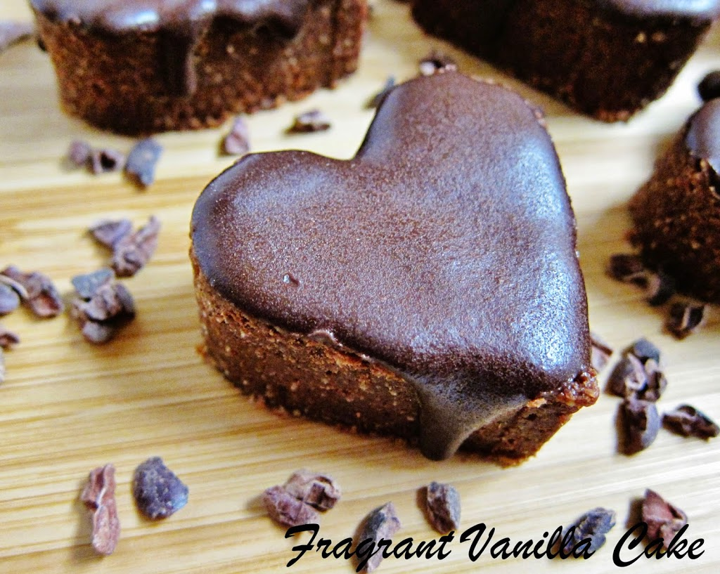 Raw Maca Mocha Love Brownies