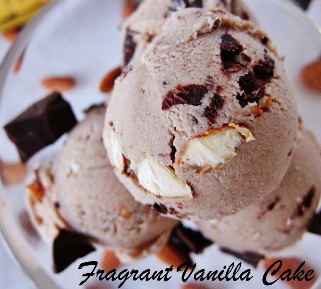 Raspberry Almond Chocolate Protein Ice Cream Recipes — Dishmaps