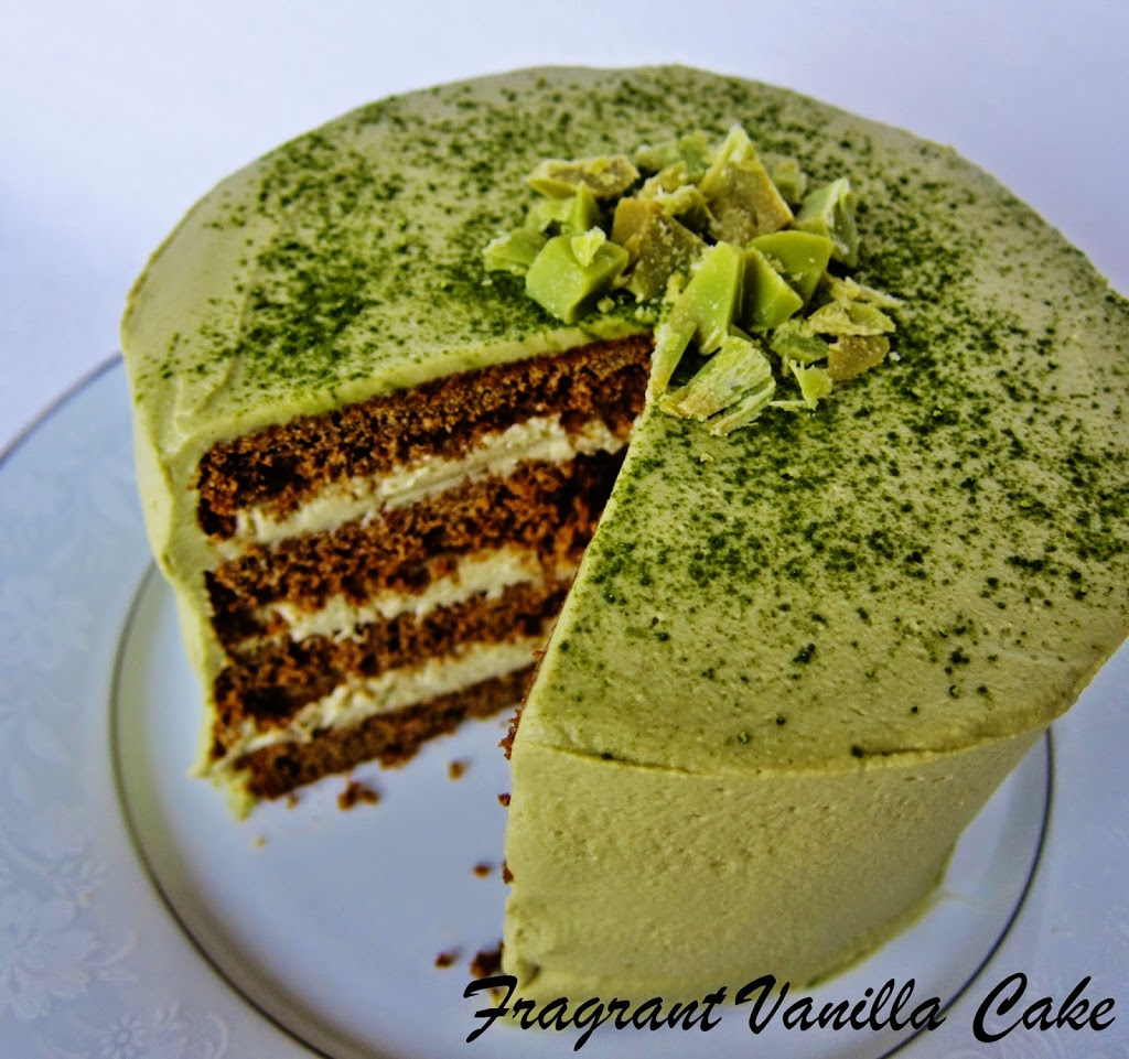 vegan matcha pear white chocolate layer cake gluten free. Black Bedroom Furniture Sets. Home Design Ideas