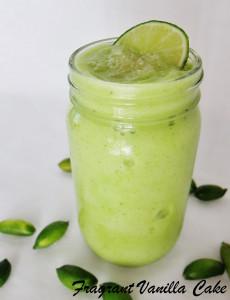 Key Lime Pie Shake 1
