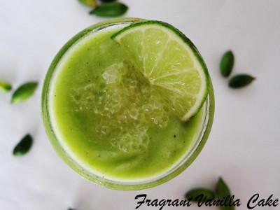 Key Lime Pie Shake 2