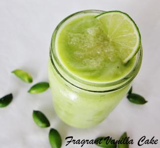 Key Lime Pie Shake