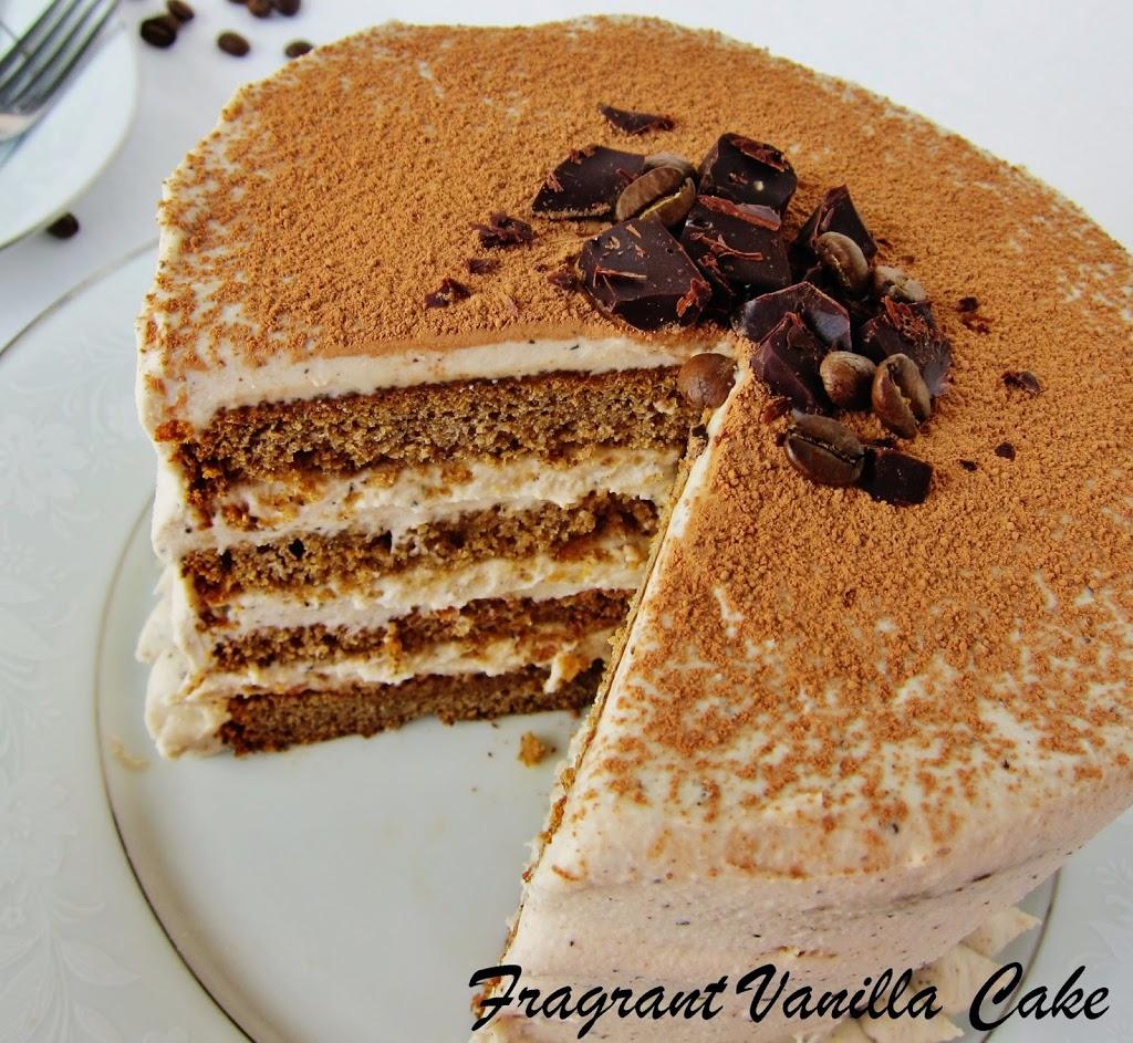 Tiramisu Image: Vegan Tiramisu Layer Cake (gluten Free)
