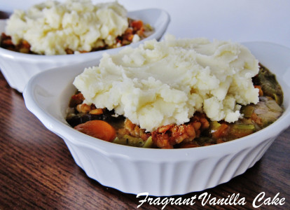Vegan Shepard's Pie 2