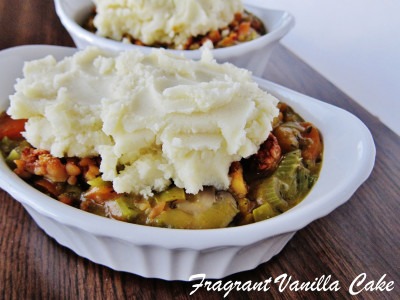 Vegan Shepard's Pie 3