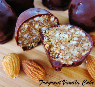 Almond Crunch Truffles 2
