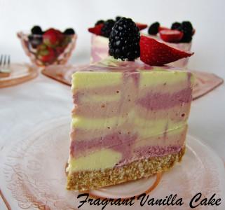Berry Mango Cake 4