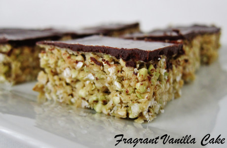 Buckwheat Crispy Bars 2