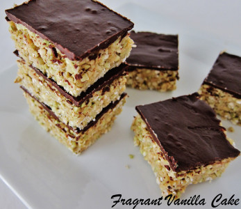Buckwheat Crispy Bars 3
