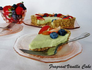 Green Tea Tart 4