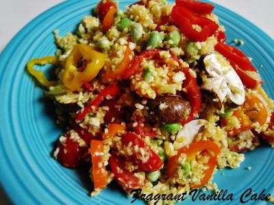 Veggie Paella 1