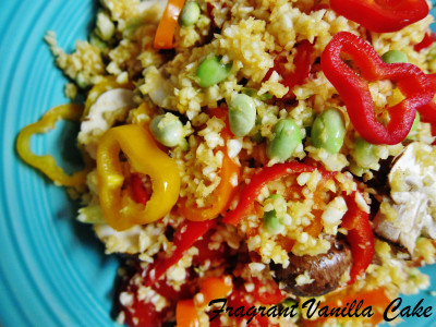 Veggie Paella 2