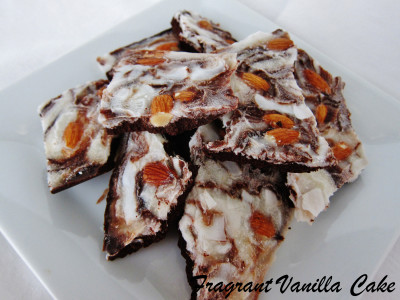 Almond Joy Bark 3.