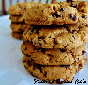 Banana Cookies 3