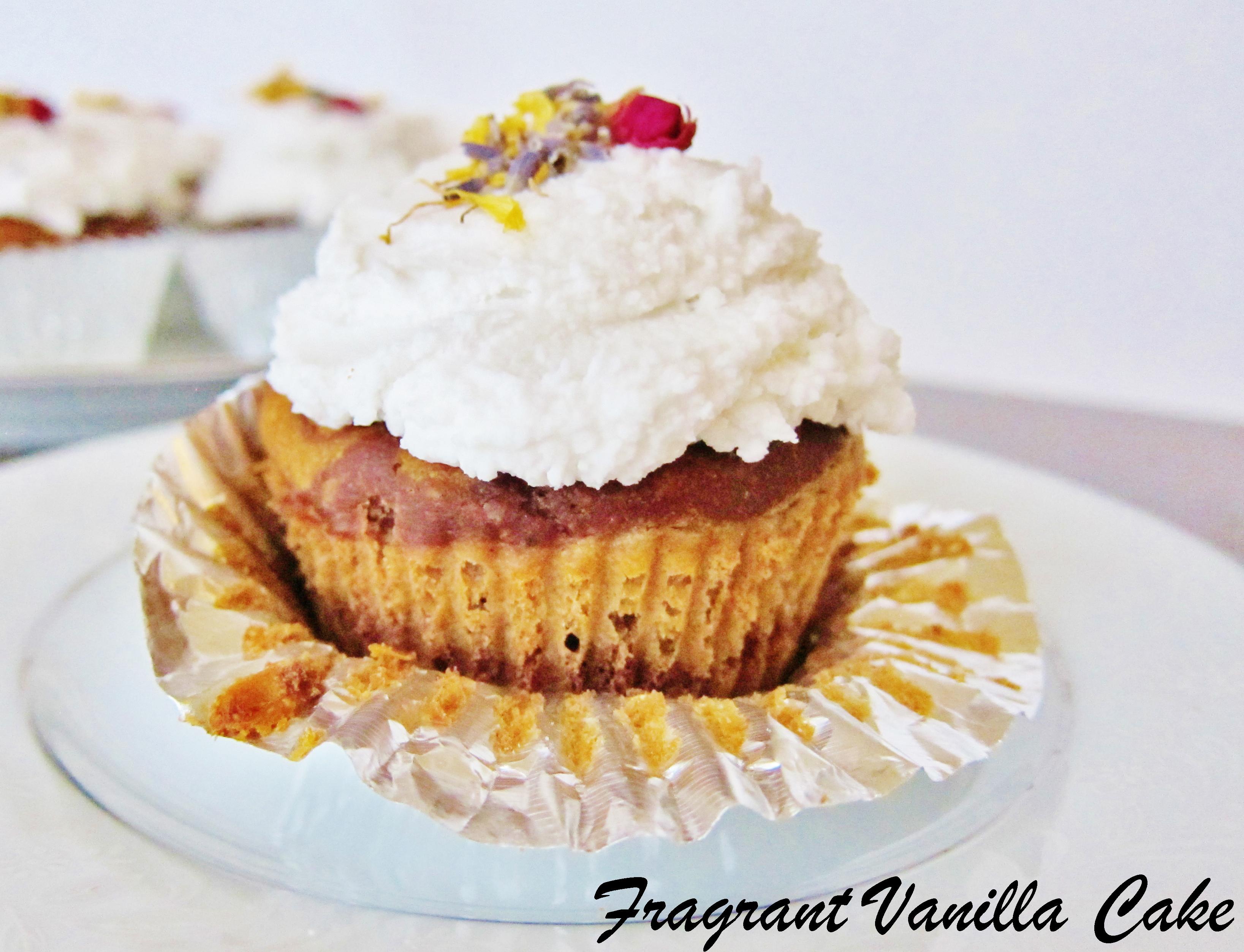 Gluten Free Sugar Free Vegan Marble Cupcakes