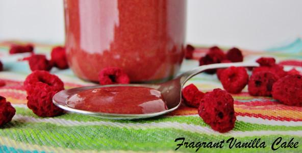 Raspberry Pecan Butter 3