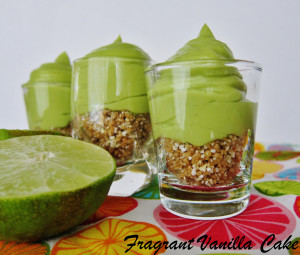 Raw Key Lime Pie Shooters 3