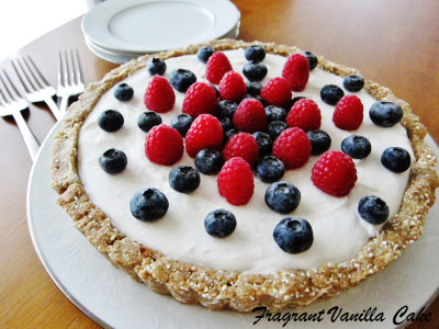 Berry Almond Tart 2