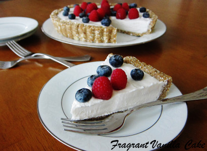 Berry Almond Tart 3