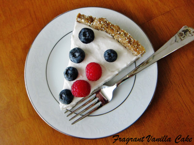 Berry Almond Tart 4