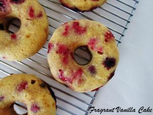 Berry Doughnuts