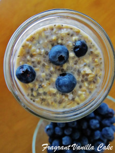Blueberry Muffin Batter Oats 2