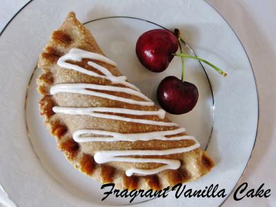 Cherry Rhubarb Hand Pies 2
