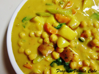 Chickpea Soup 2