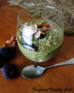 Matcha Overnight Oats 1
