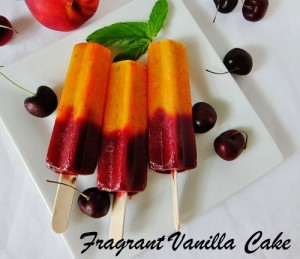 Nectarine Cherry Mint Popsicles (500x432)