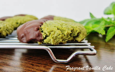 Basil Mint Sugar Cookies 2